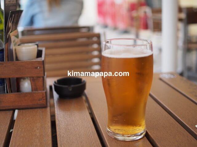 ゴゾ島、coffee-breakのチスクビール