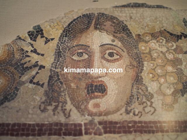 ローマ古美術館、モザイク画