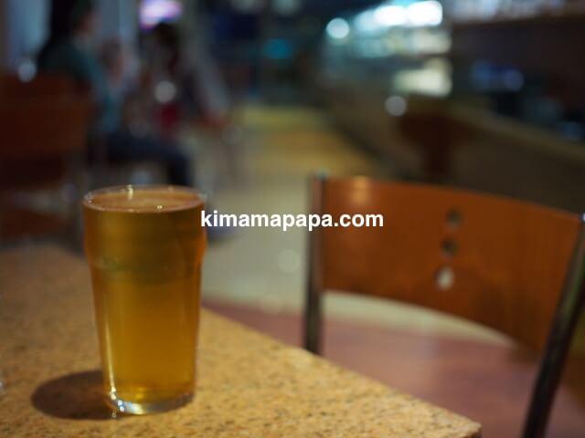 ゴゾ島、ダウンタウンホテルのチスクビール