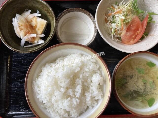 福井県あわら市なかや、焼肉ランチ