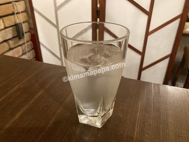 福井市、クッチーナのお水