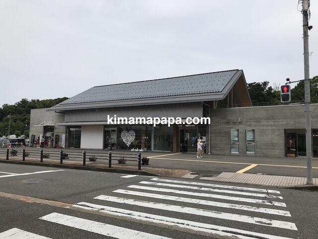 福井県三国町、えちぜん鉄道の三国駅