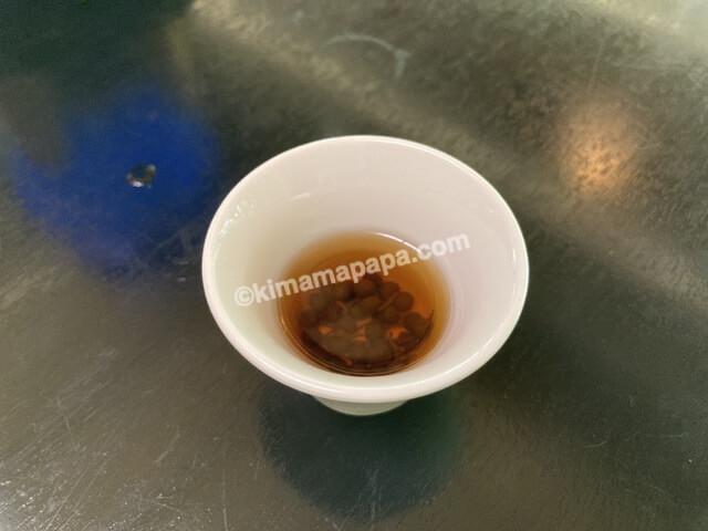 寿楽山、焼き鯖ご膳の山椒醤油