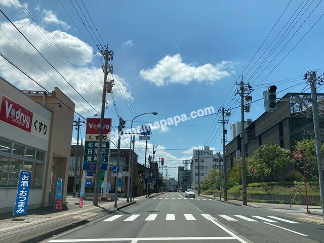 福井市、県道5号線
