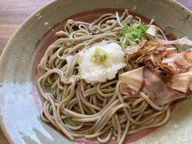 福井市西部福井店、蕎麦Dining一福のおろしそば