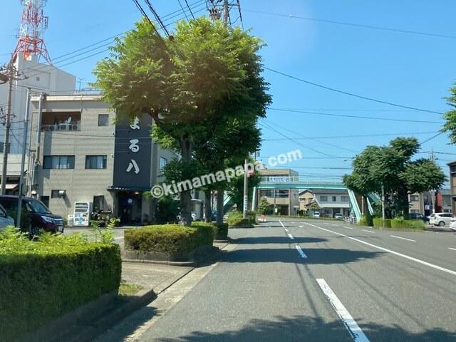 福井市、まる八への道