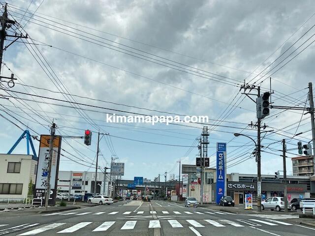 福井市、蕎麦Dining一福への道