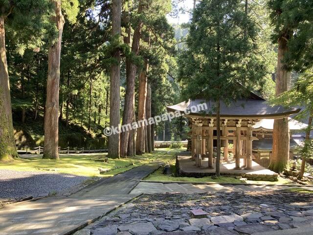 福井県永平寺、鐘楼