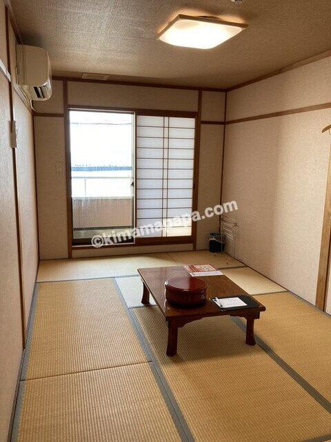 福井県若狭町、松喜のお部屋