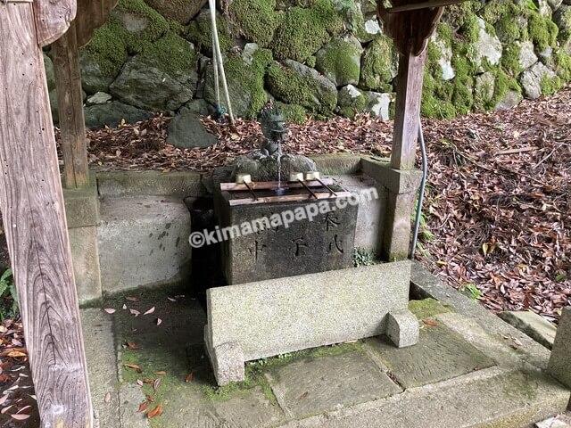 若狭町、熊川宿の白石神社