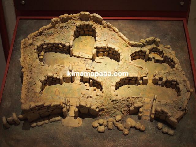 ゴゾ考古学博物館、ジュガンティーヤ神殿