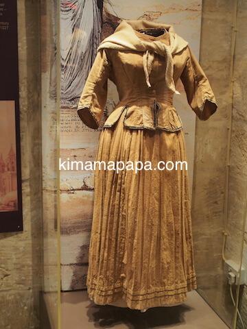 ゴゾ島、民族博物館の古い洋服