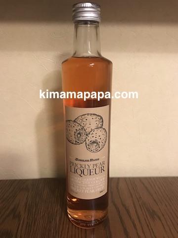 ゴゾ島、サボテンのお酒