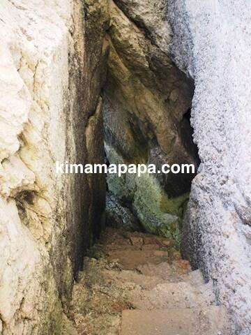 ゴゾ島、シュレンディの洞窟