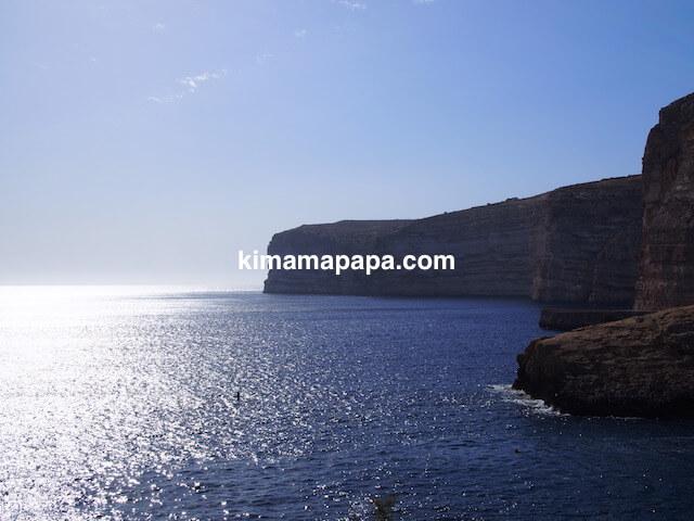 ゴゾ島、シュレンディの海