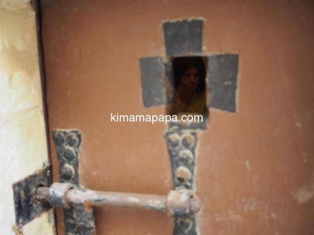ゴゾ島、刑務所のドア