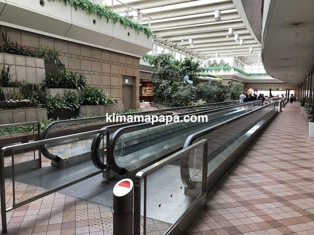 羽田第1ターミナル、ガーデン