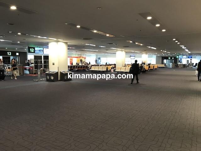 羽田第1ターミナル、12番ゲート