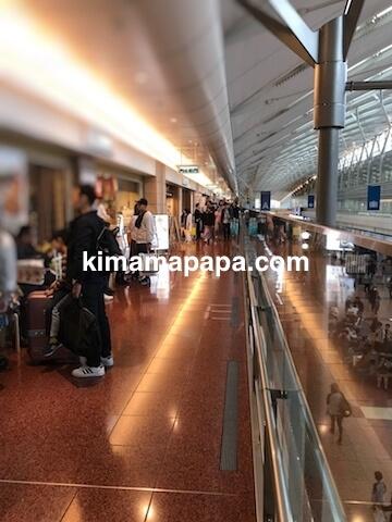 羽田第2ターミナル、テラスレストラン