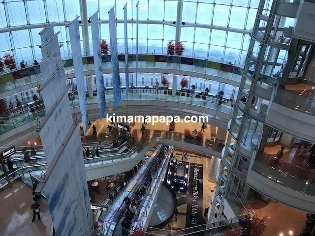 羽田第2ターミナル、マーケットプレイス