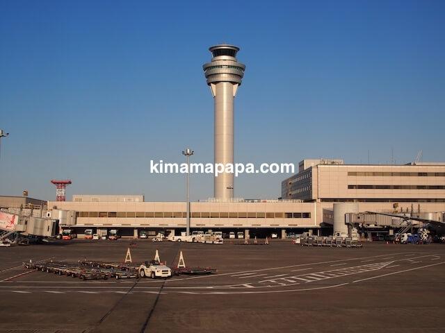 羽田空港の管制塔