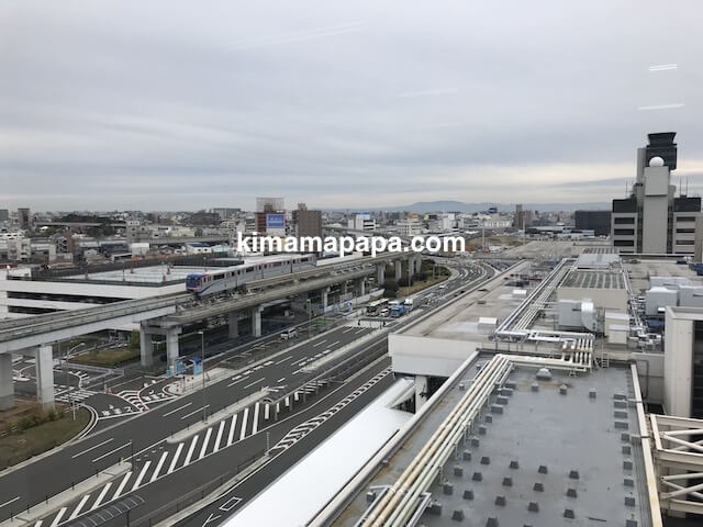 伊丹空港、モノレール