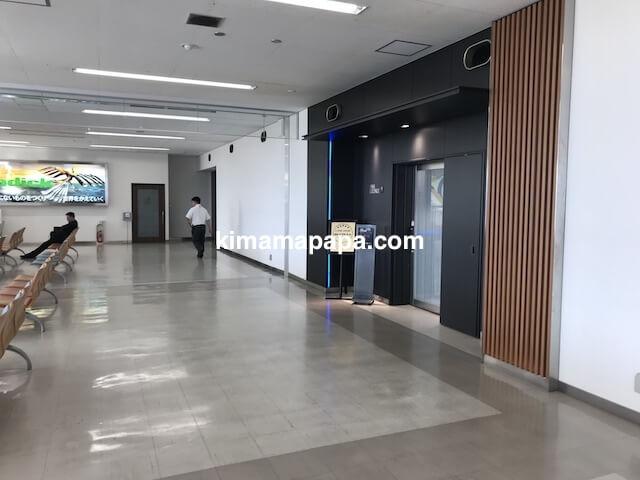小松空港、ANAラウンジ