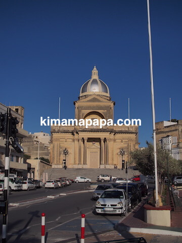 マルタ(スリーシティーズ)、カルカラの聖ジョセフ教会