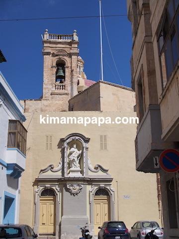 マルタ、セングレアの聖フィリップス教会