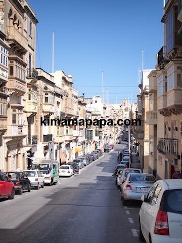 マルタ、セングレアのtriq-il-vitorja通り