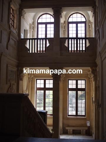 マルタ宗教裁判官宮殿の窓