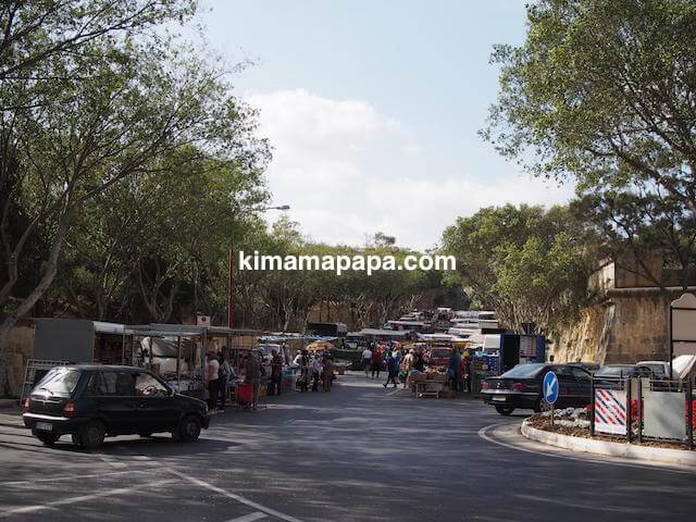 マルタ、リッシェ市場