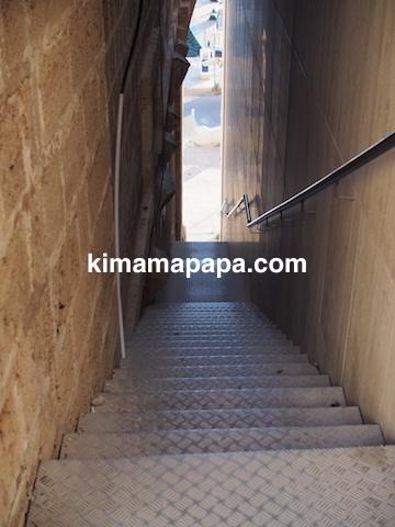 マルタ、ヴィットリオーザの階段