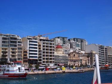 マルタ島のスリーマで宿泊して観光しましょう!