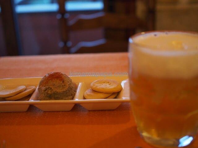 タコリナのビール
