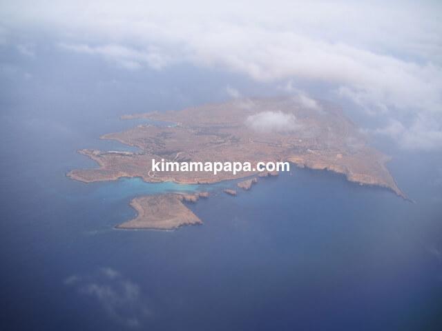 マルタ共和国のコミノ島