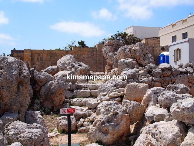 マルタ、ハグラット神殿