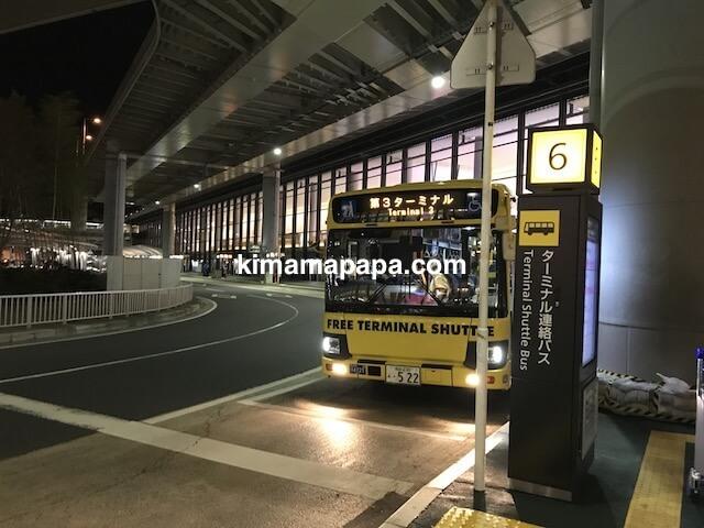 成田第1ターミナル、ターミナル連絡バス停#6