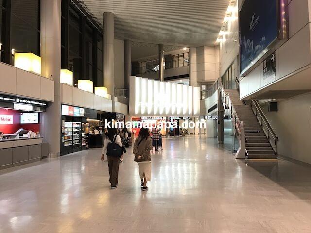 成田第1ターミナル、北ウイング到着ロビー