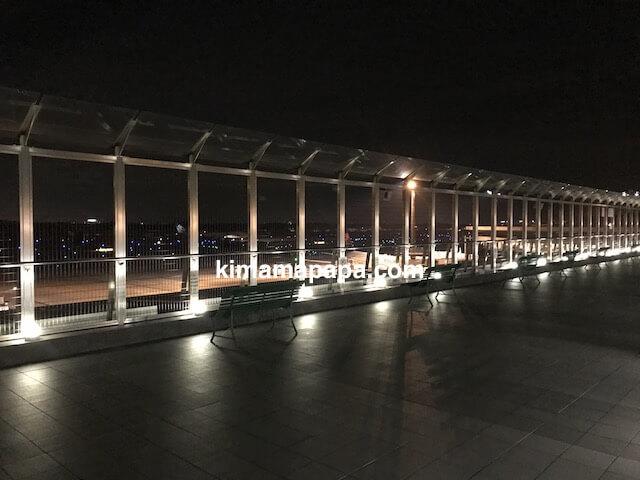 成田第1ターミナル、展望デッキ