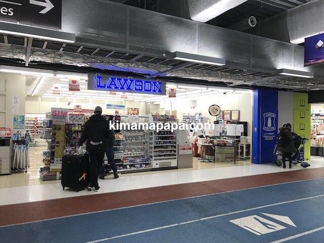 成田第3ターミナル、ローソン