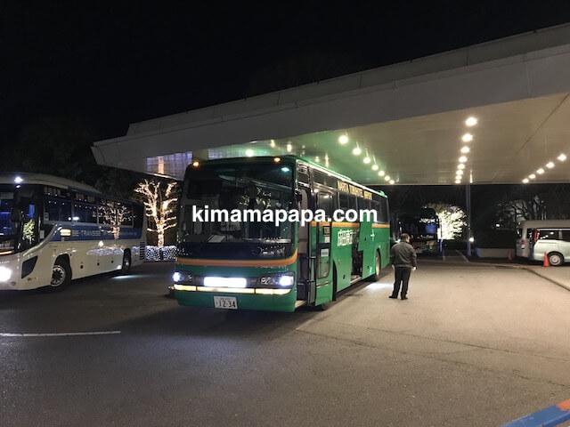 成田東武ホテルエアポートのシャトル・バス