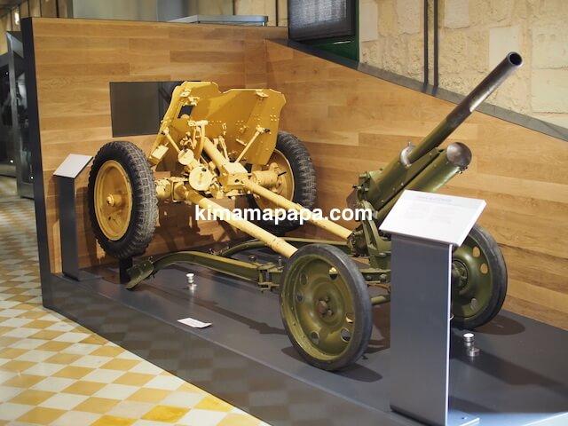 ヴァレッタ、国立戦争博物館の武器
