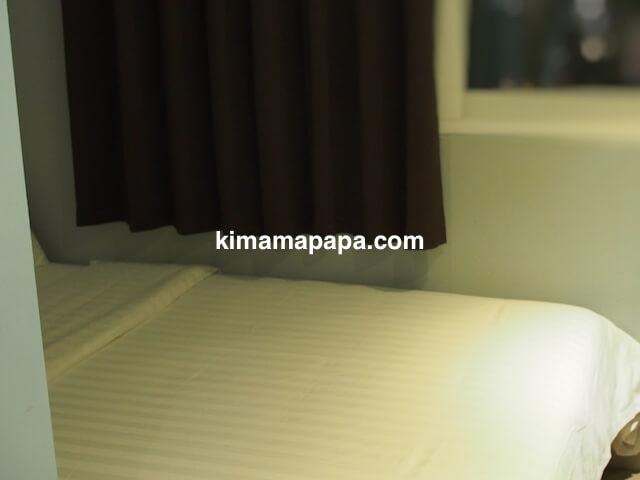 ソウル益善洞、トップ・レジデンスホテルのベッド