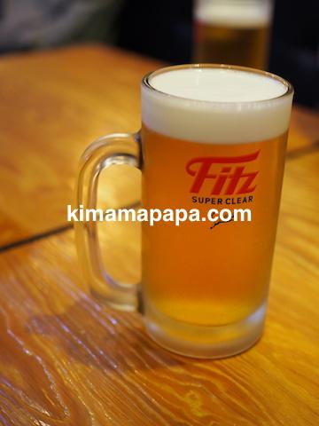 ソウル、ホンデイック、ネネチキンのビール