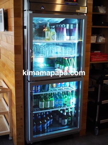 ソウル明洞、王妃家のお酒冷蔵庫