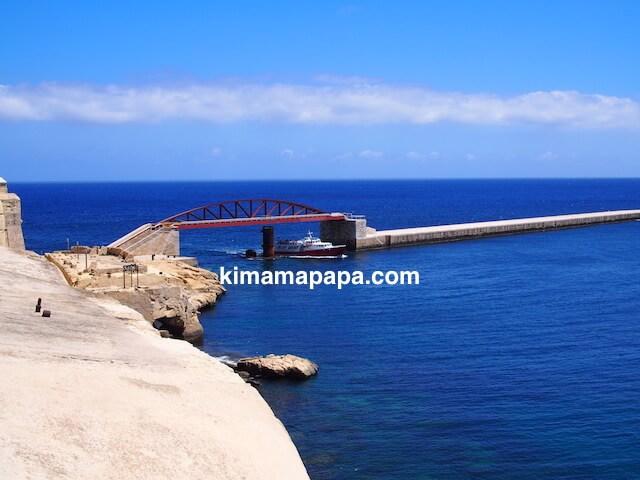 聖エルモ砦の聖エルモ橋2
