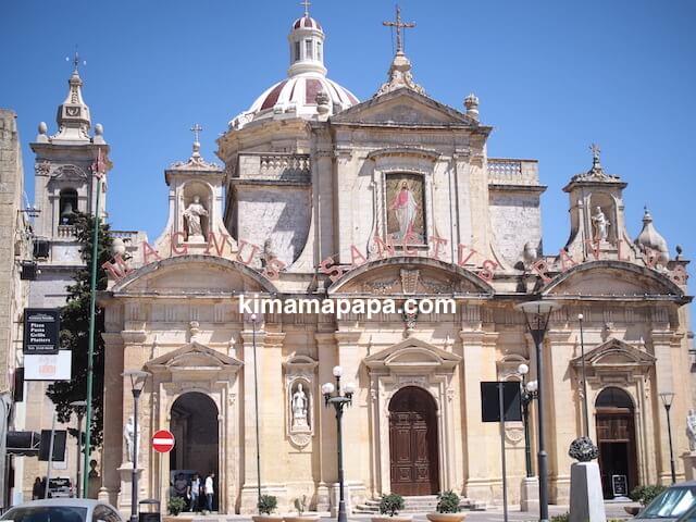 ラバト、聖パウロ教会