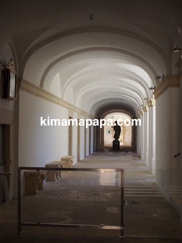 ラバト、聖パウロ教会のカタコンベ入り口