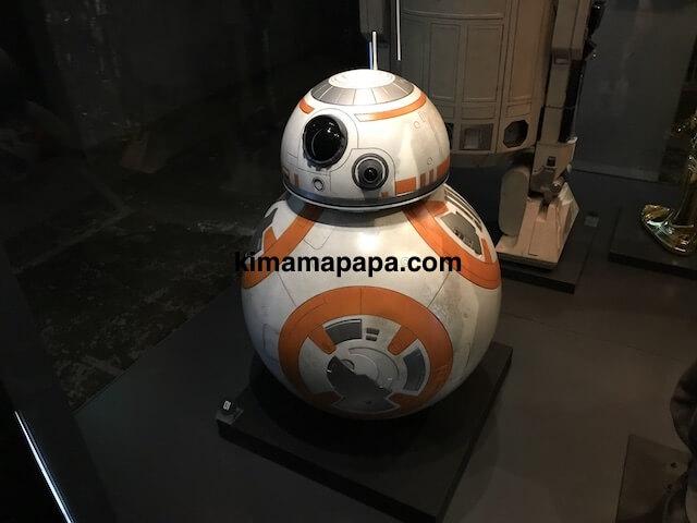 スターウォーズ、BB-8